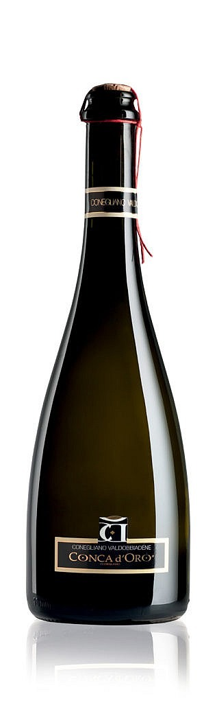 Fles - Wijnen - Italie - Conca d'Oro - Frizzante Prosecco Conegliano - D.O.C.G. - 0,75l - 11%