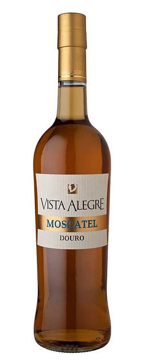 Fles - Moscatel - Vista Alegre - Do douro - 3 yrs - 0,7l - 17,5% - (1)