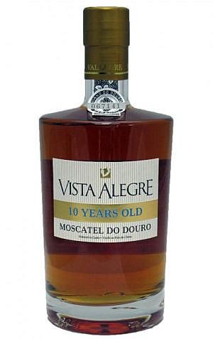 Fles - Moscatel - Vista Alegre - Do Douro - 10yrs - 0,5l - 17,5%