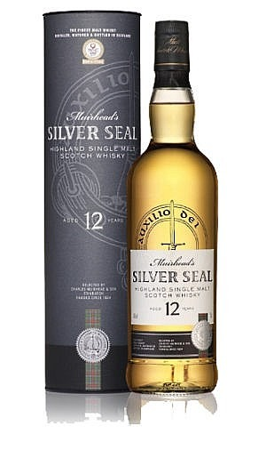 Fles - Whisky - Muirheads - Silver Seal - Single Malt - 12y - 0,7l- 40% - (1)