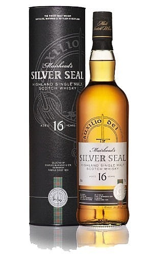 Fles - Whisky - Muirheads - Silver Seal - Single Malt - 16y - 0,7l- 40%