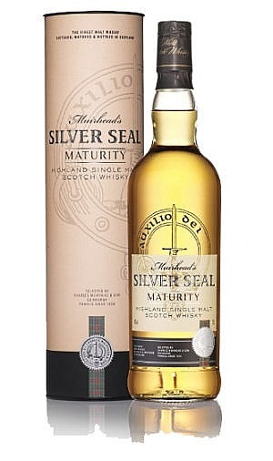 Fles - Whisky - Muirheads - Silver Seal - Maturity Single Malt - 12y - 0,7l- 40% - (1)