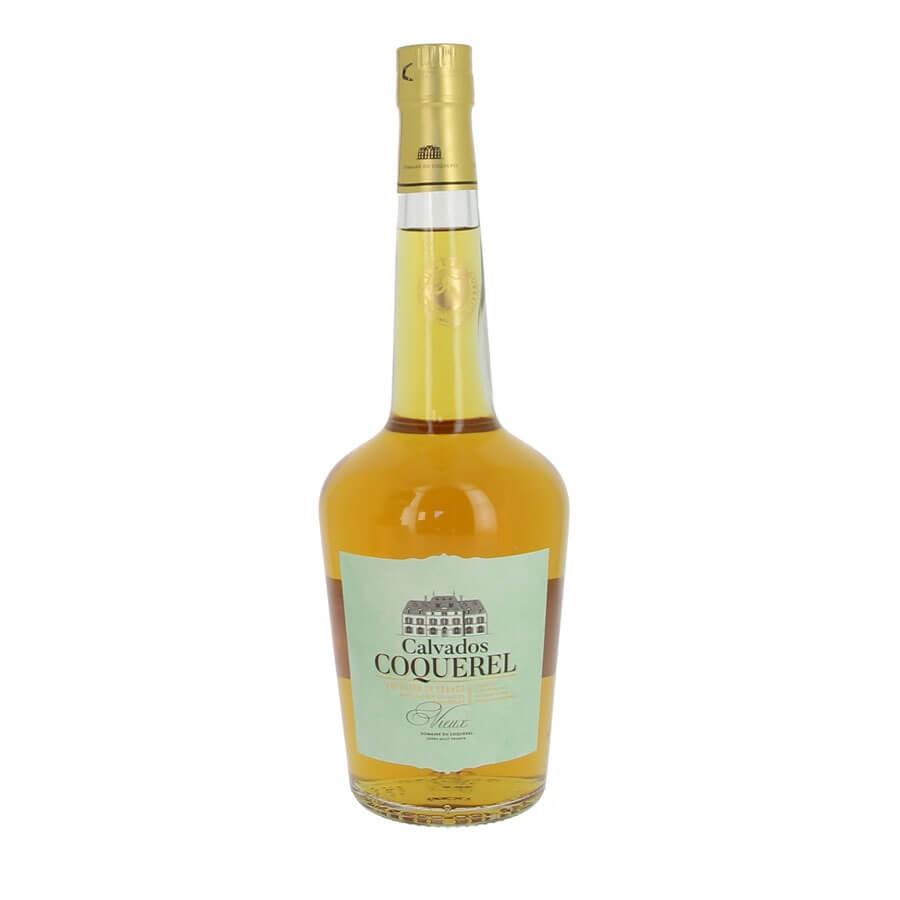 Fles - Calvados - Coquerel - 3y old - Vieux (VSOP) - 0,7l - 40%