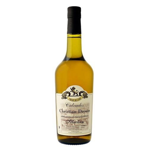 Christian Drouin Selection Calvados AOC - 0,7l - 40%