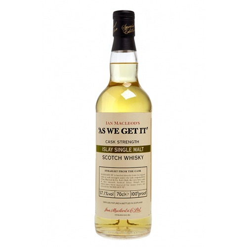 Ian McLeod's - As We Get It Islay Limited Edition - Scotch Whisky - 0,7l - 57,1%