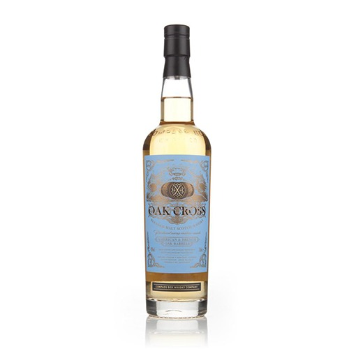 WCB002 - Oak Cross vatted malt 10-12 yrs GV