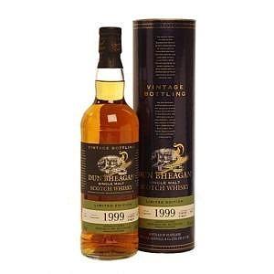 Dun Bheagan Single Malt Scotch Whisky limited edition 1999 - 0,7l - 50%