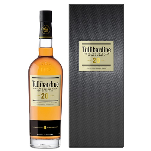 WT064 - Tullibardine 20 yrs Highland GV