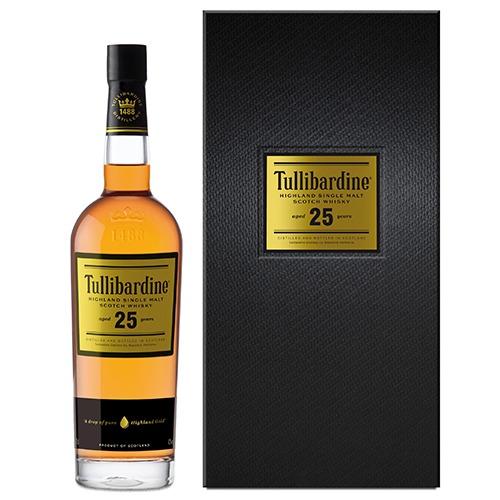 WT065 - Tullibardine 25 yrs Highland GV