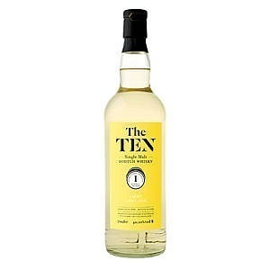 The Ten #01 Auchentoshan Lowland - 0,7l - 40,1%