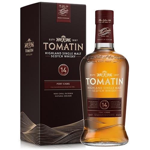 WT615 - Tomatin 14 yrs Portwood Highland GV