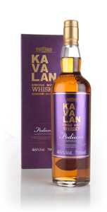 Fles - Whisky - Kavalan - Podium - Taiwan - 0,7l - 46%