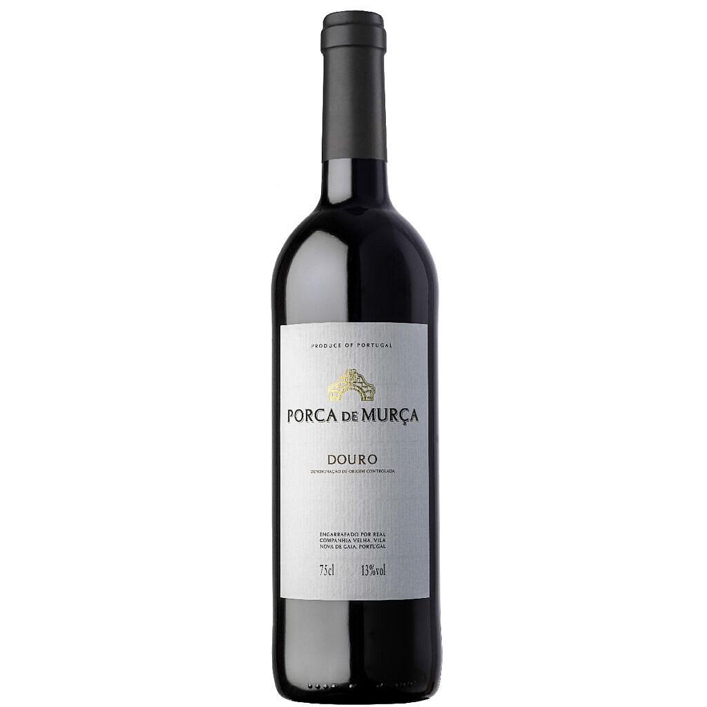 Fles - Wijnen - Portugal - Porca de Murca Tinto - 0,75l - 13%