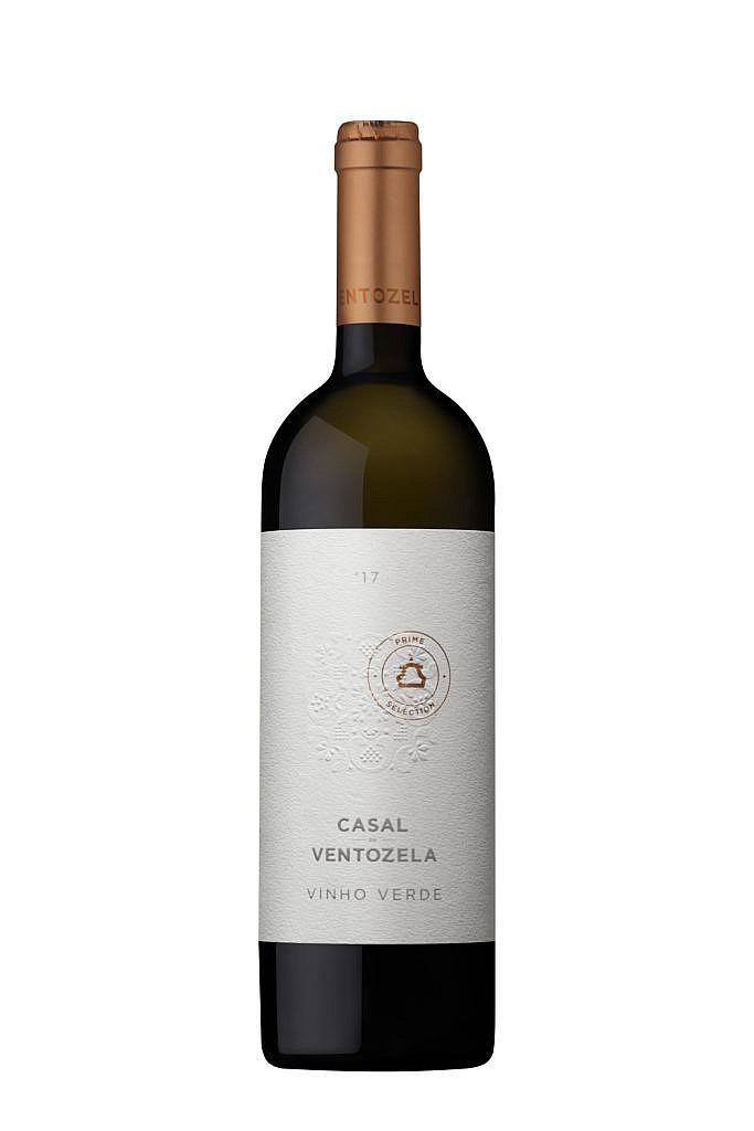Fles - Wijnen - Portugal - Casal de Ventozela Alvarinho - 0,7l - 12,5%