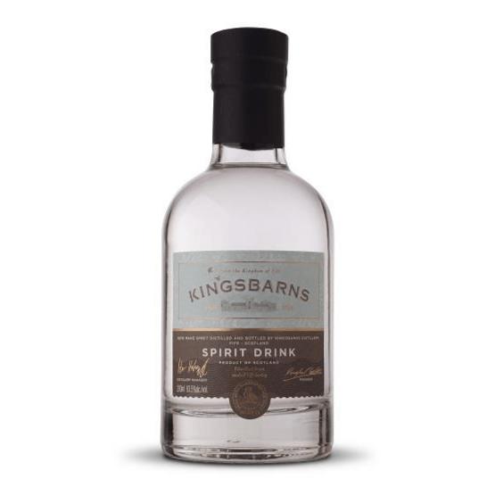 Fles - Whisky - Kingsbarn - New Make Spirit - 0,2l - 63,5%