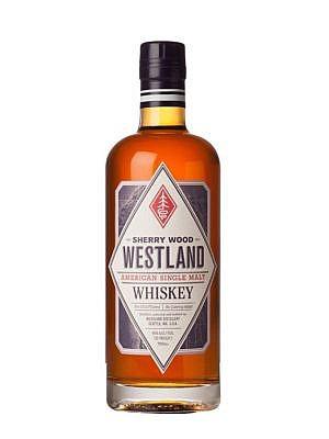 Fles - Whisky - Westland American Single Malt Sherry Wood - 0,7l - 46%