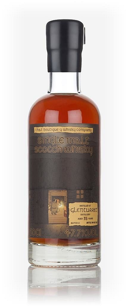 Fles- Whisky - That boutique-y Whisky Company - Glenturret - 25yrs - 0,5l - 47,7%