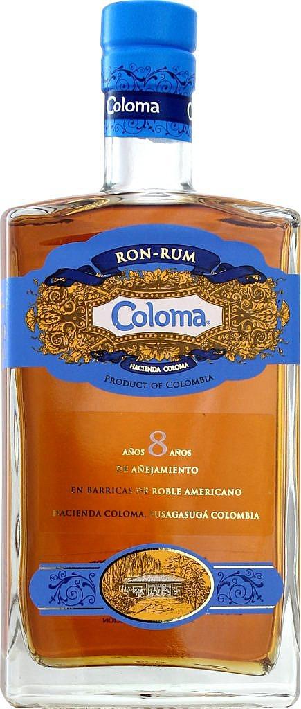 Fles - Rum - Dugas - Coloma - 8yrs - 0,7l - 40%