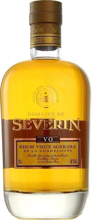 Fles - Rum - Dugas - Domaine de Severin - VO - Guadeloupe - 0,7l - 40%