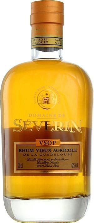 Fles - Rum - Dugas - Domaine de Severin - VSOP - Guadeloupe - 0,7l - 42%