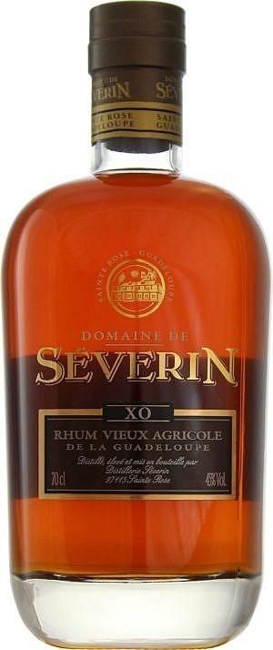 Fles - Rum - Dugas - Domaine de Severin - XO - Guadeloupe - 0,7l - 45%