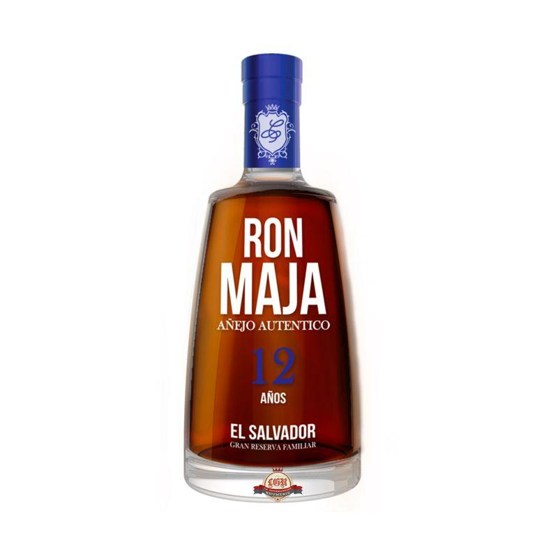 FlFles - Rum - Dugas - Ron Maja - El Salvador - 12yrs- 0,7l - 40%