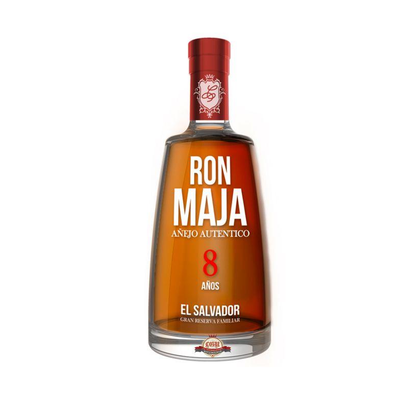 FlFles - Rum - Dugas - Ron Maja - El Salvador - 8yrs- 0,7l - 40%