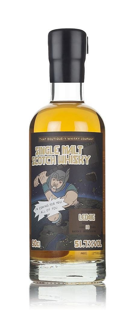 Fles - Whisky - That Boutique-y Whisky Company - Ledaig 18yrs