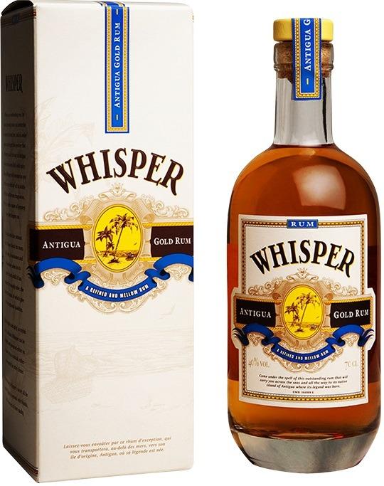 Fles - Rum - Dugas - Rum Whisper - 0,7l - 40%