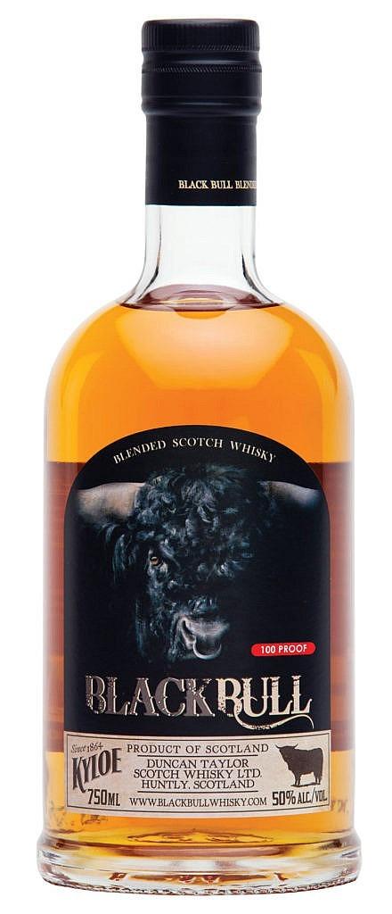 Fles - Whisky - Black Bull - Kyloe - 0,75l - 50%