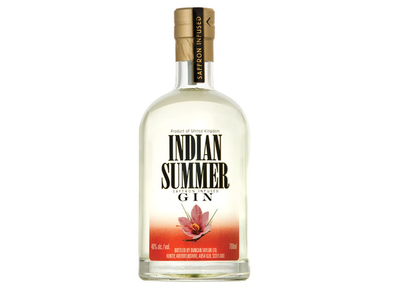 Fles - Gin - Indian Summer - 0,7 - 46%
