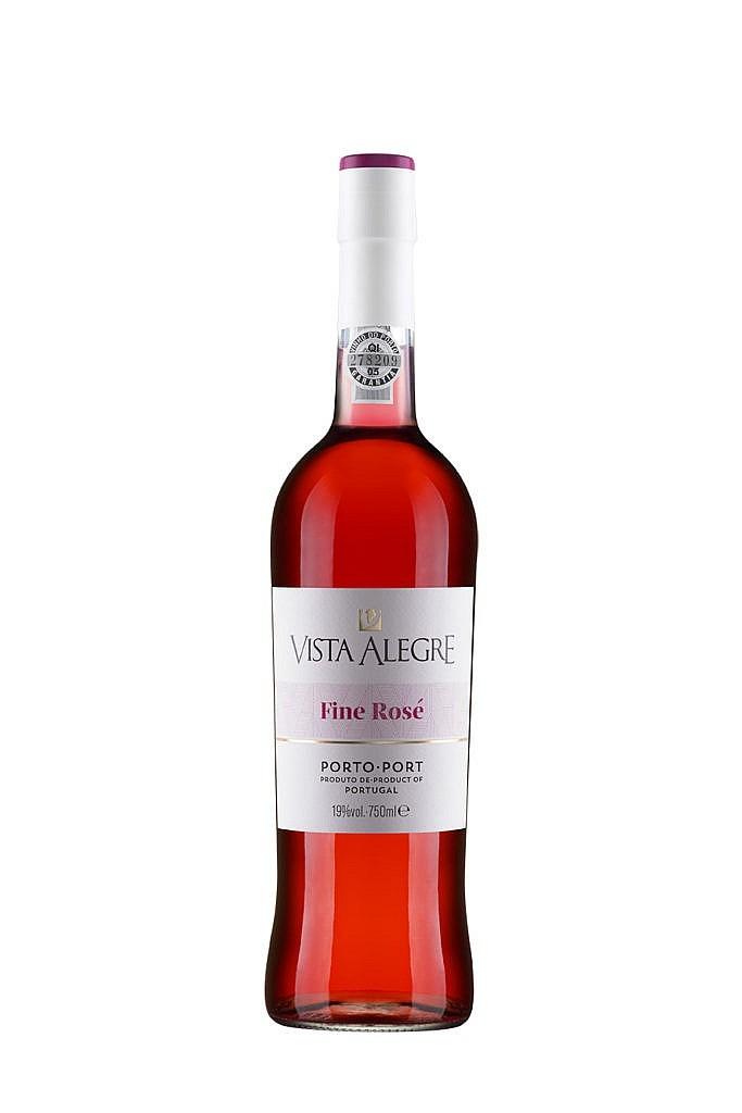 Fles - Port - Vista Alegre - Fine Rosé - 0,75l - 19%