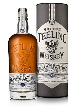 Fles & Case - Whisky - Teeling - Single Malt Brabazon - 0,7l - 49,5%