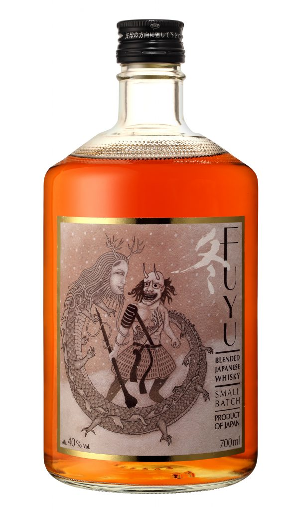 Fles - Whisky - Japan - BBC - FUYU - Blended Small Batch - 40% - 0,7l