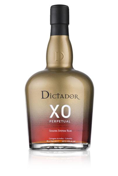 Fles - Rum - Dictador - XO Perpetual - 0,7l - 40%