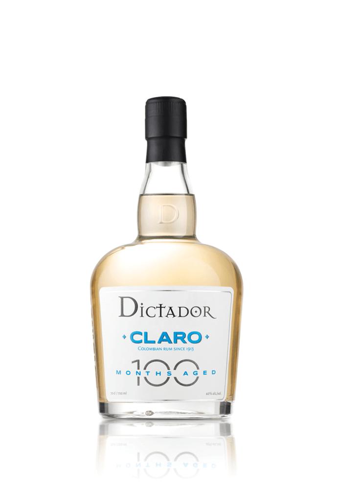 Fles - Rum - Dictador - Claro - 100 maanden - 0,7l - 40%