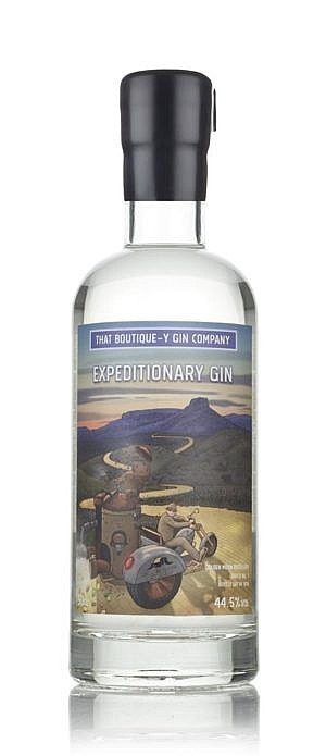 Fles - Gin - That Boutique-y Gin Company -Expeditionary Gin - Golden Moon - 0,5l - 44,5%