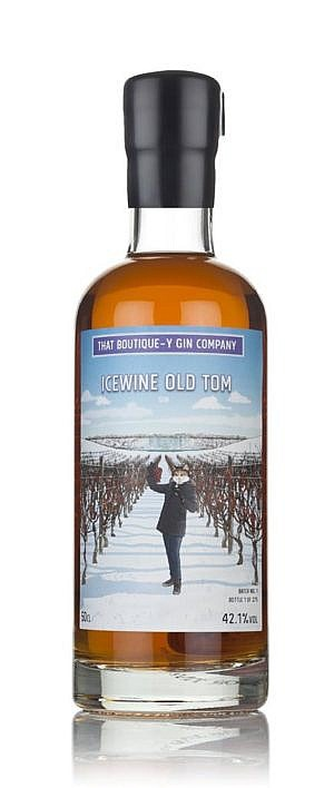 Fles - Gin - That Boutique-y Gin Company - Icewine - Old Tom Gin - 0,5l - 42,1%