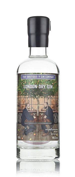 Fles - Gin - That Boutique-y Gin Company - Miyagawa Citrus Gin- East London Liquor - 0,5l - 46%