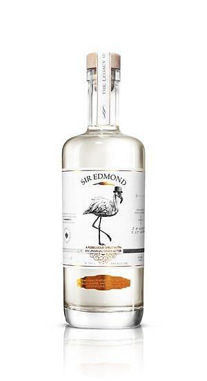 Fles - Gin - Sir Edmond - 0,7l - 40%