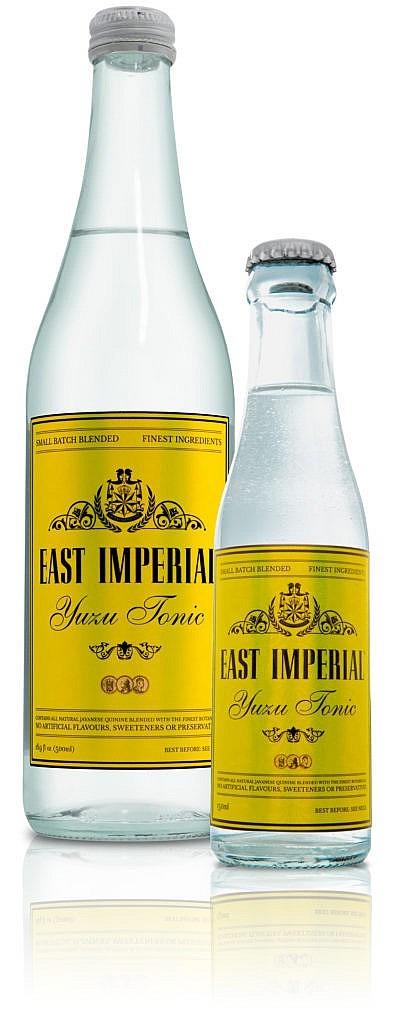 24 Flessen - Tonic - East Imperial - Yuzu - 24 x 0,15l