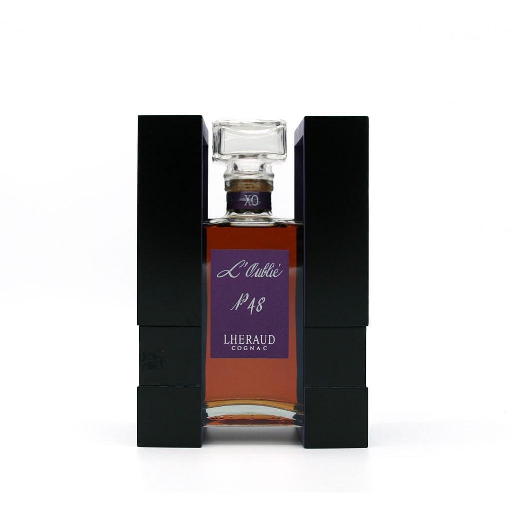 Fles & Case - Cognac - De Pradiere - XO - Reserve - L'oublie - Petite Champagne - 0,7 - 40%