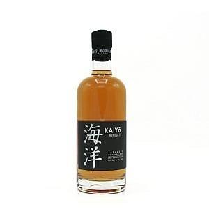 Fles - Whisky - Kaiyo - Japan - Mizunara Oak Casks CS - 0,7l - 53%