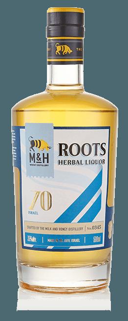 Fles - Likeuren - Milk&Honey - Roots Herbal Liqueur - 0,50 - 35%