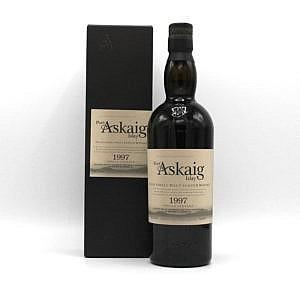 Fles - Whisky - Port Askaig - 1997 - 25th anniversary edition - 0,7l - 56,3%