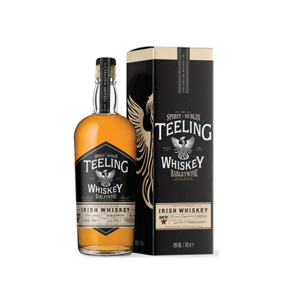 Fles - Whisky - Teeling - Galway Bay - Barley Wine - 0,7 - 46%