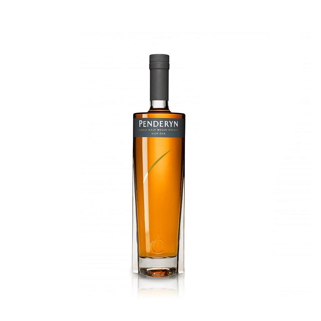 Fles - Whisky - Penderyn - Rich Oak - 0,7l - 46%