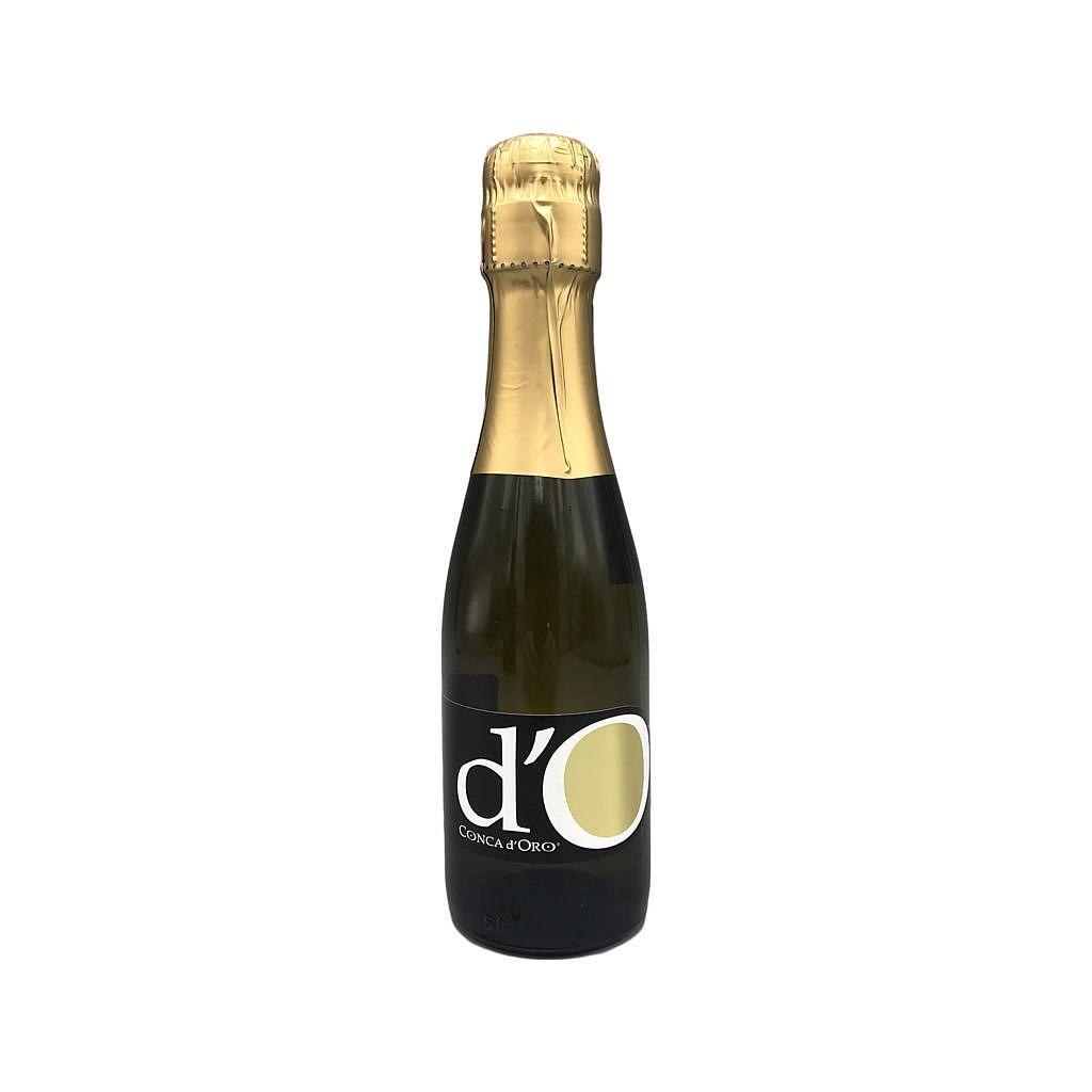 Fles - Wijnen - Italie - Prosecco - Conca d'Oro Spumante Cuvee Oro - Extra Dry - Piccolo - 0,2l - 11,5%
