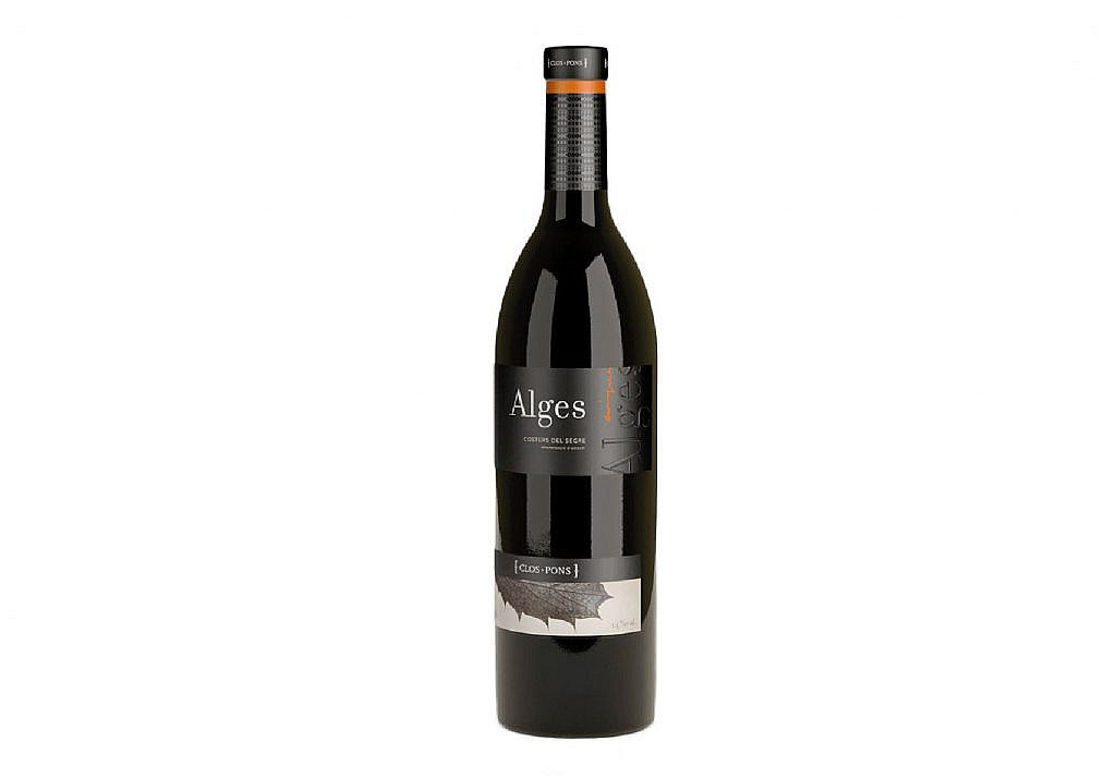 Fles - Wijnen - Spanje - Costers Del Segre - Clos Pons Alges - Grenache/Tempra./Syrah - 0,75l - 14,5%
