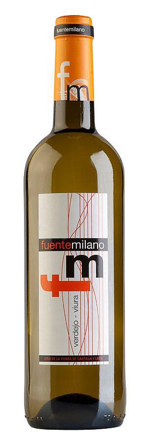 Fles - Wijnen - Portugal - Rueda - Bodegas - VESCUDERO FUENTE MILANO - 0,75l